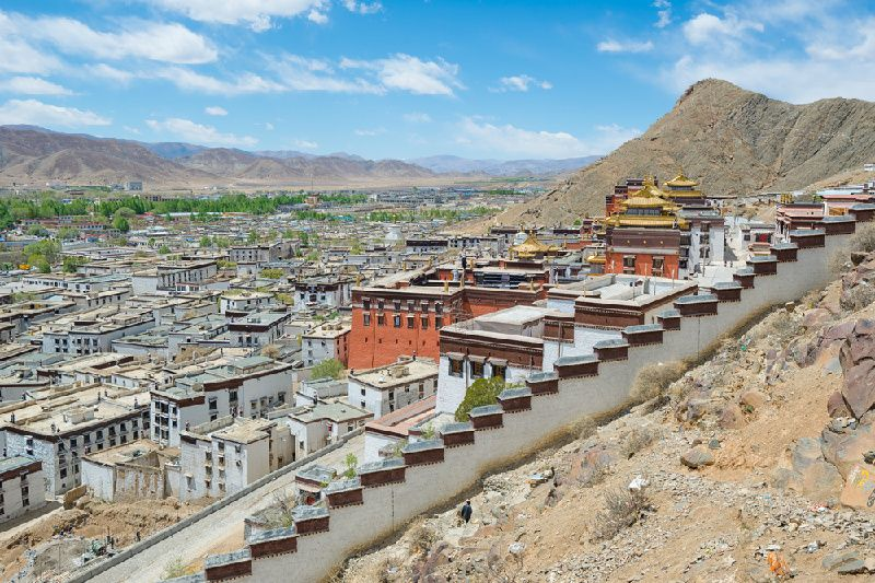 10-Day Lhasa, Gyantse, Shigatse, Everest and Namtso Group Tour