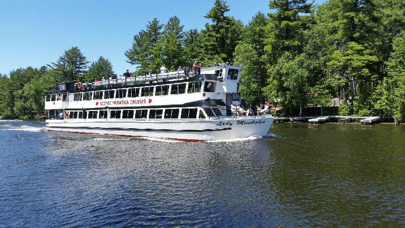 Millionaire's Row Cruise From Bracebridge