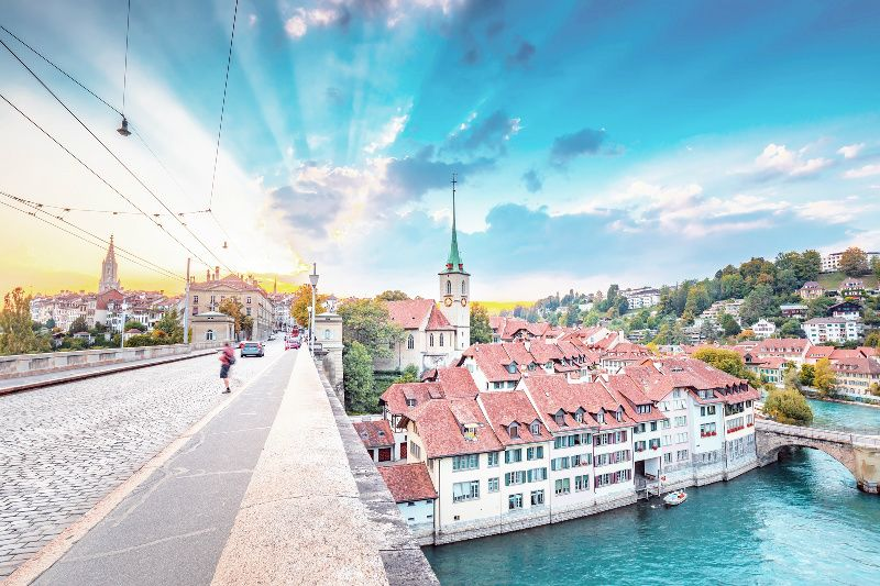 6-Day Zurich to Paris Tour Package with Indian Food