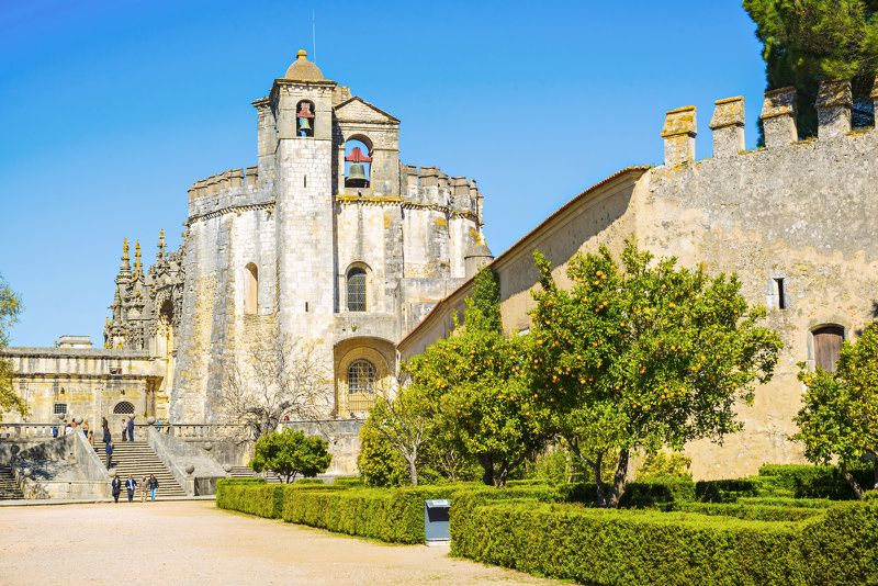 2-Day Knights Templar Portugal Tour from Lisbon