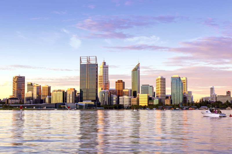 Morning Perth & Fremantle City Explorer & Swan River Cruise