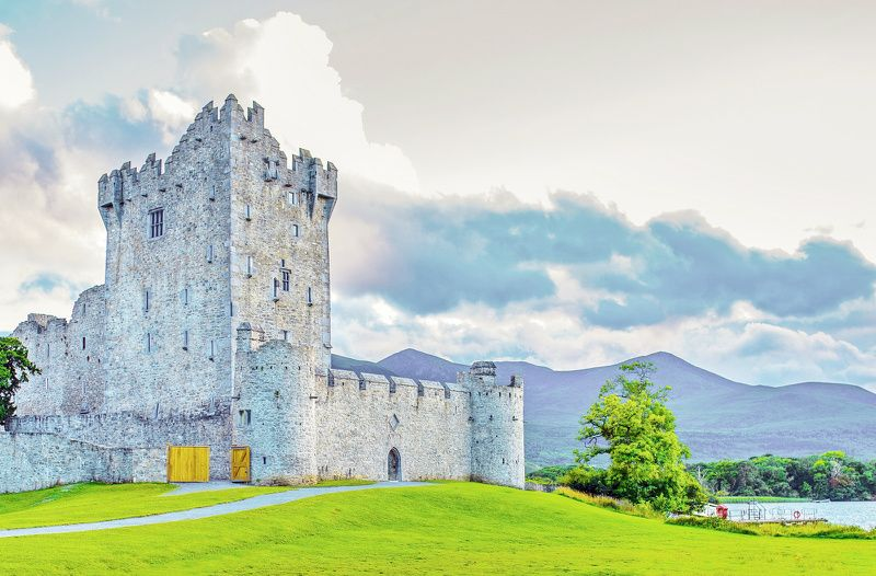 12-Day UK and Ireland Tour Package: London to Dublin