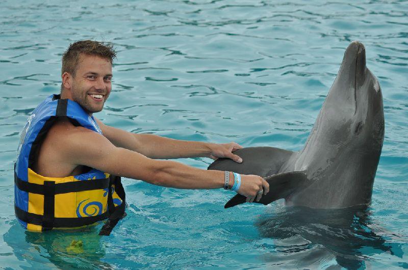 Dolphin Royal Swim at Dolphin Playa del Carmen