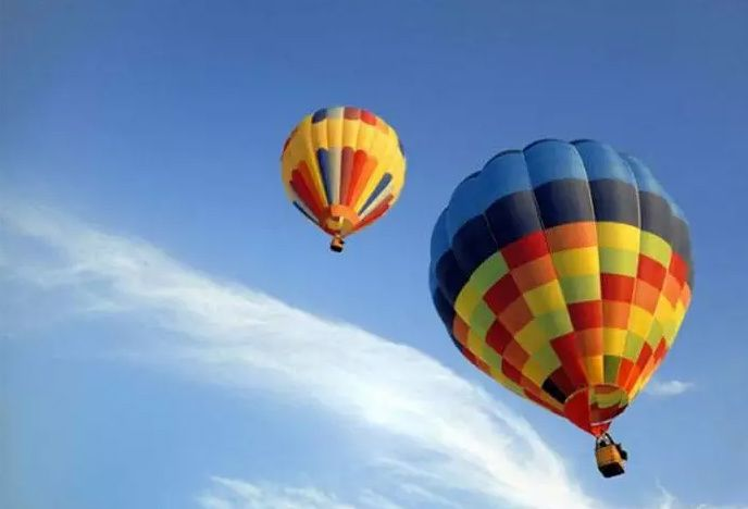 Hot Air Balloon Sunrise Flight with breakfast in Marrakech