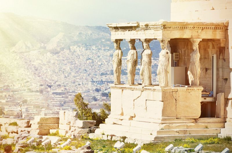 Athens Mythology Walking Tour: Acropolis / Acropolis Museum / Temple of Zeus
