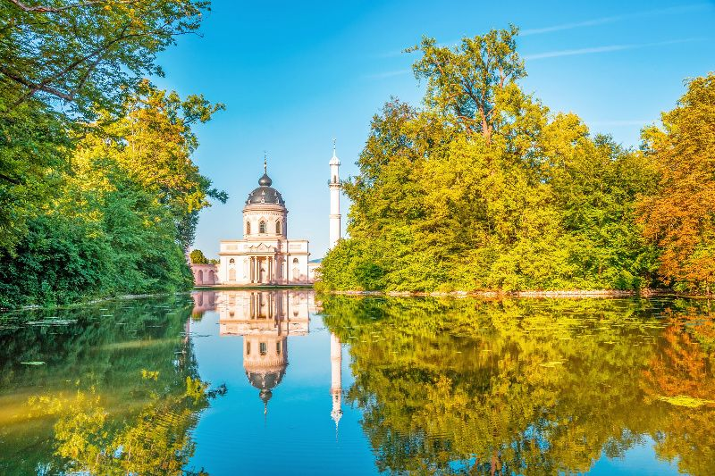 Heidelberg and Schwetzingen Palace Day Tour from Frankfurt