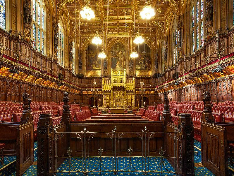 Westminster Abbey and Houses of Parliament Interior Tour