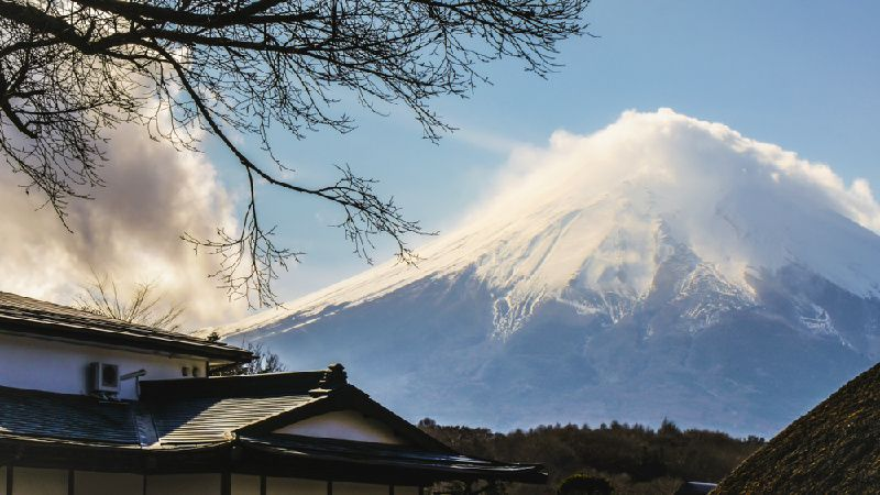 1-Day World Heritage Mt. Fuji Golden Tour with Box Lunch