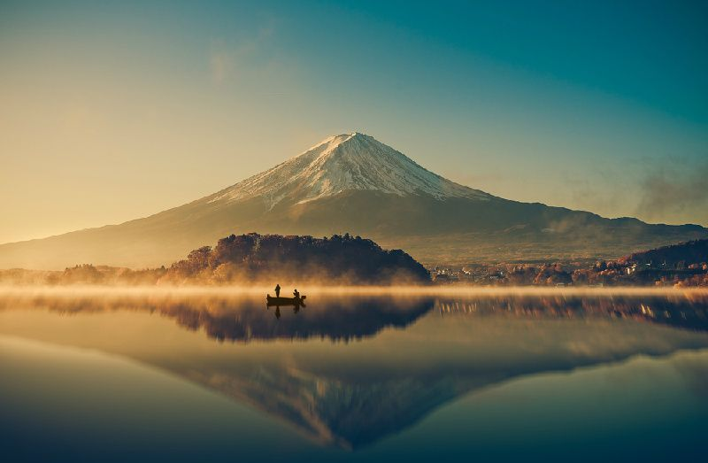 1-Day Mt. Fuji, Gotemba Premium Outlets & Hot Spring Sightseeing Tour