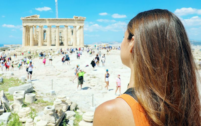 4-Day Athens City Break with 3-Island Cruise