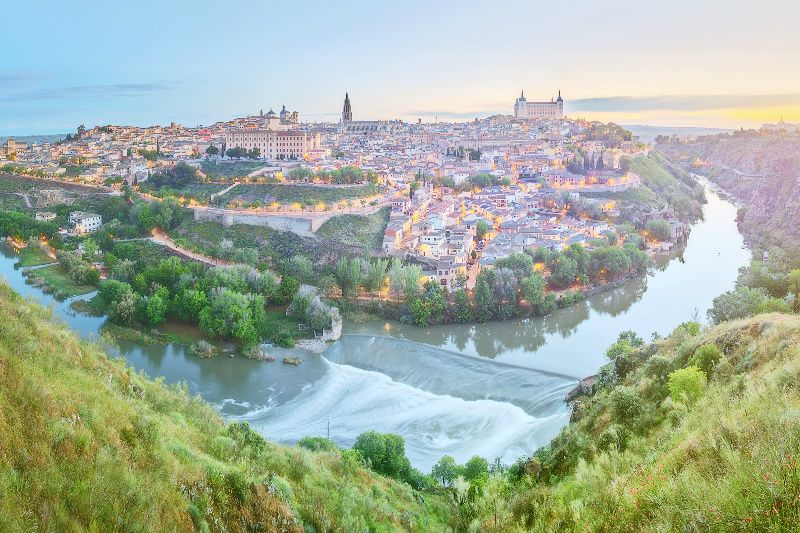 5-Day Andalucia and Toledo Tour Package from Madrid