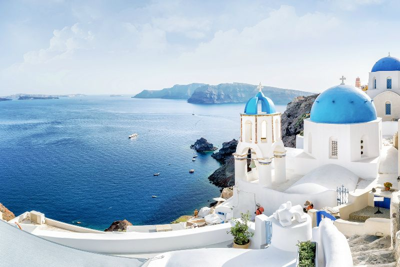 8-Day Athens and Greek Island Hopping Package