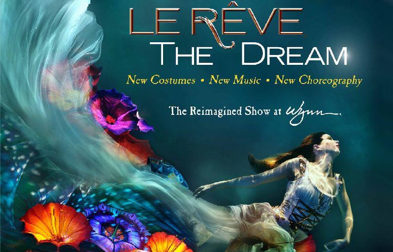 Las Vegas Le Reve - The Dream Show