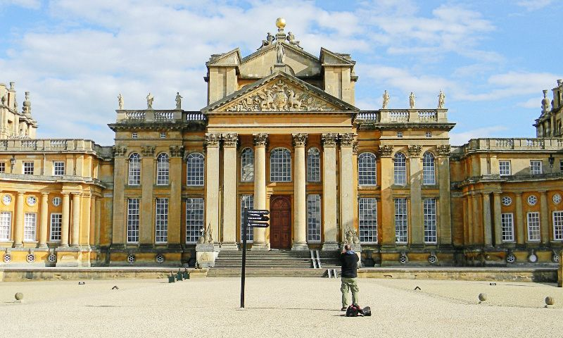 Blenheim Palace and Windsor Small Group Tour from London