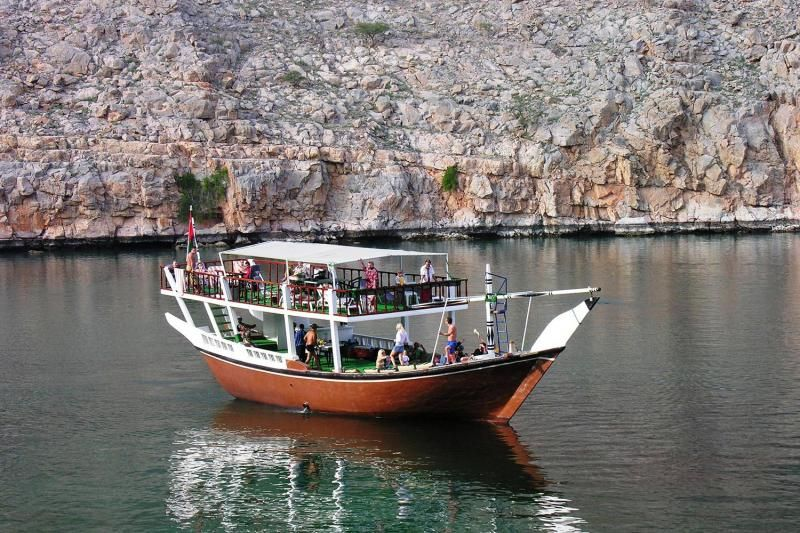 Mussandam Sea Safari from Ras Al Khaimah