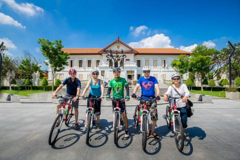 Bike Historic Old City Chiang Mai