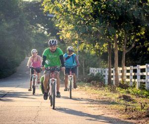 Chiang Mai Countryside by Bike