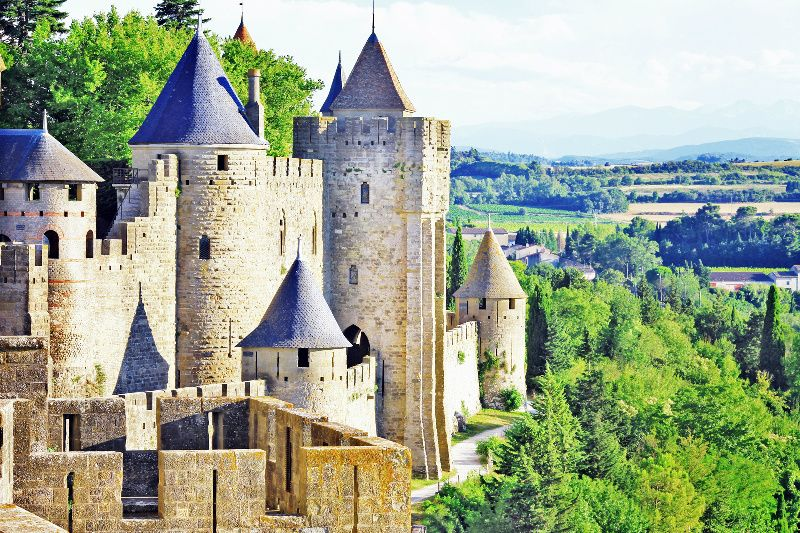 14-Day Best of France Tour w/ Andorra and Barcelona