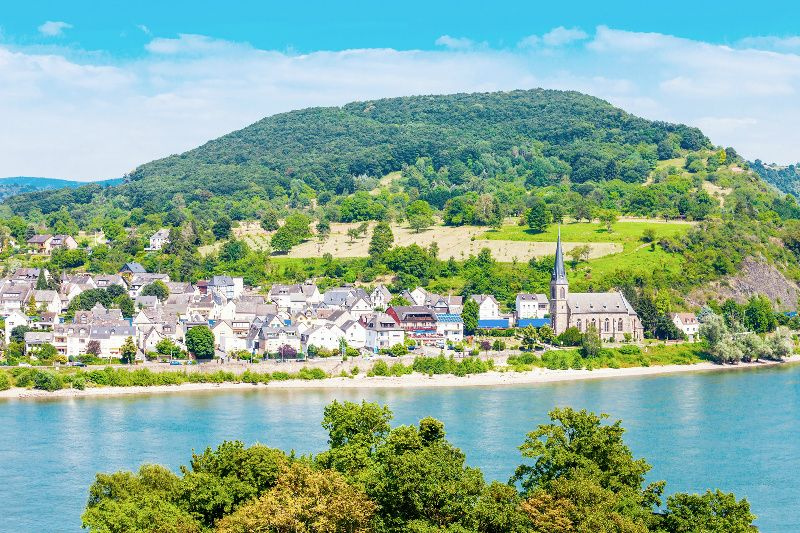 4-Day Rhine Valley Vacation Package: Rudesheim | Boppard | Koblenz