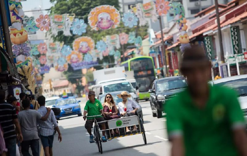 Trishaw Uncle Guided Tours