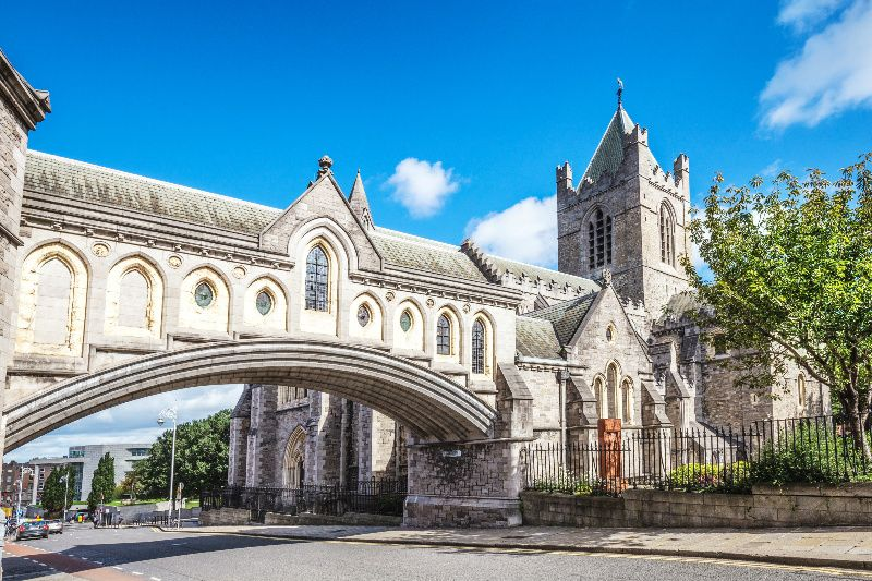 Dublin Day Trip from Belfast incl. St. Patrick Centre and Monasterboice