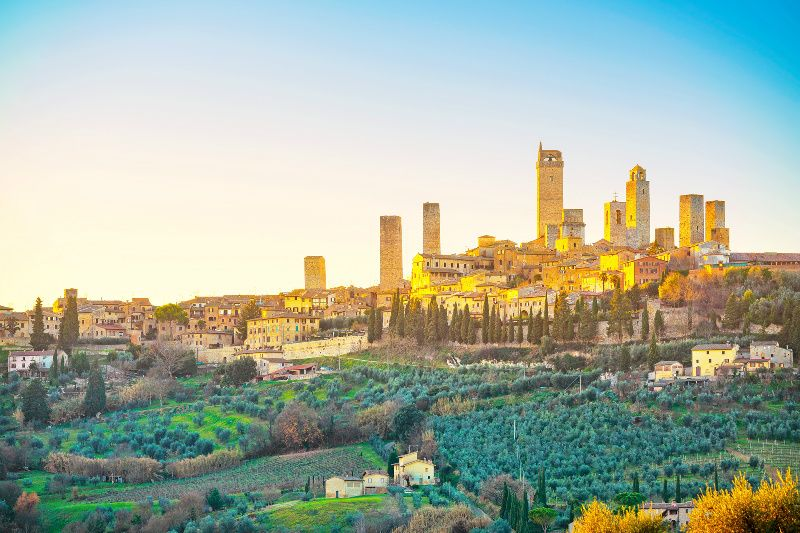 7-Day Tuscany Holiday and Cinque Terre Tour from Rome
