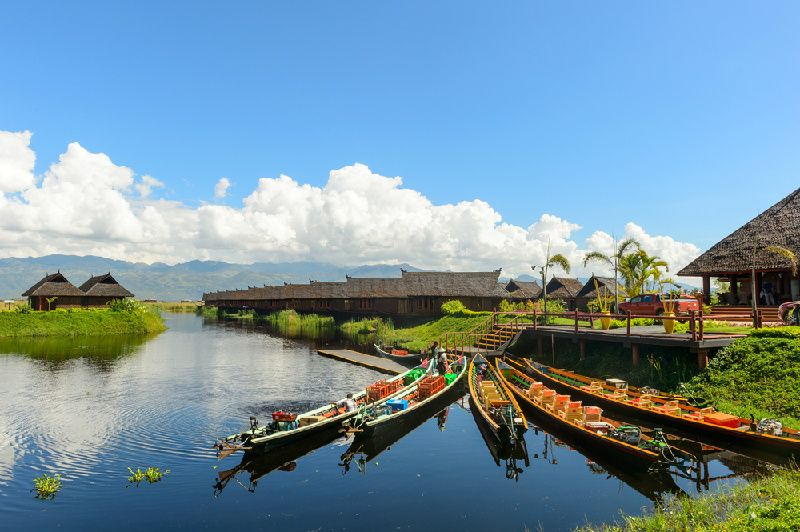 Private Full Day Inle Lake Trekking