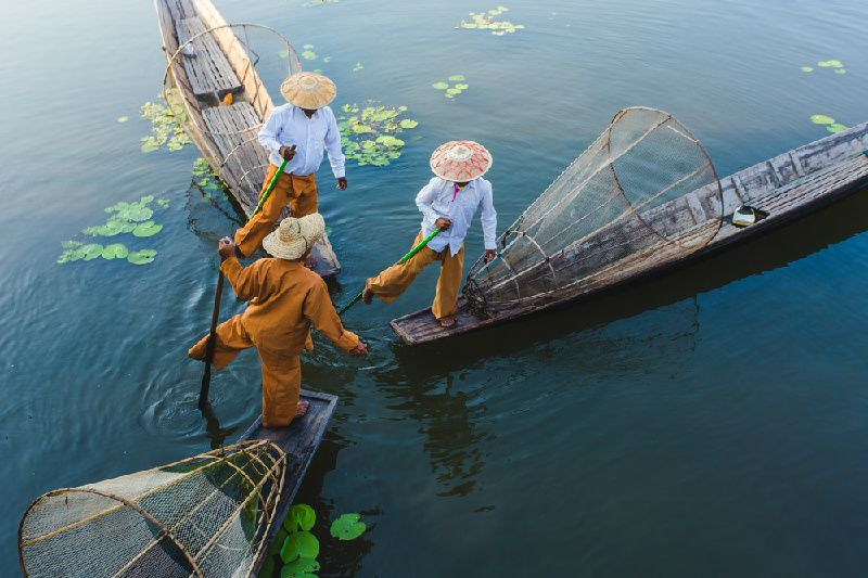 Private 1-Day Inle Lake Tour