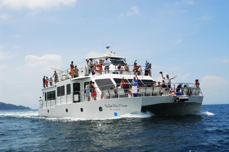 1-Day From Puntarenas - Tortuga Island Cruise