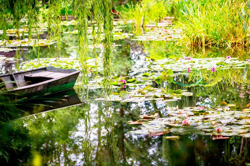 Giverny and Auvers-sur-Oise Day Trip from Paris: Monet Gardens Early Access