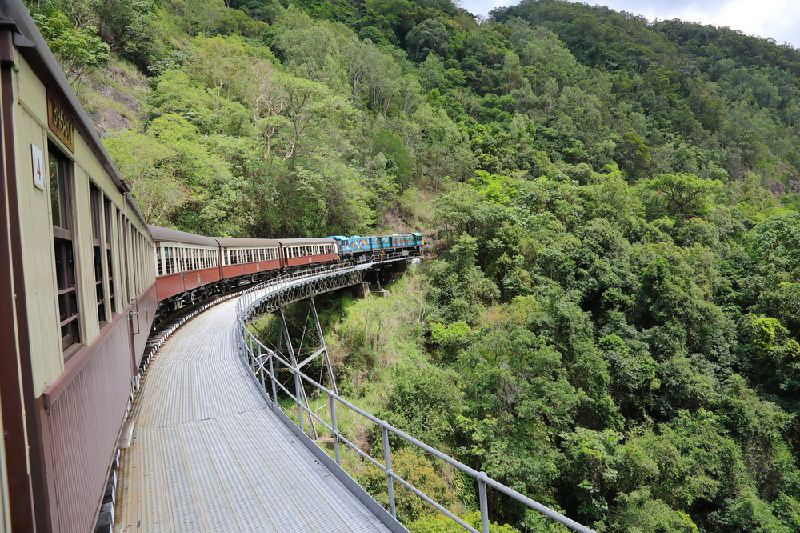 Kuranda, Scenic Rail & Skyrail From Cairns