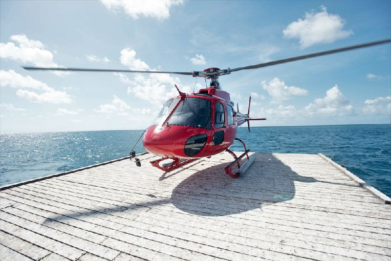 30-Minute Reef Discovery Scenic Flight From Cairns