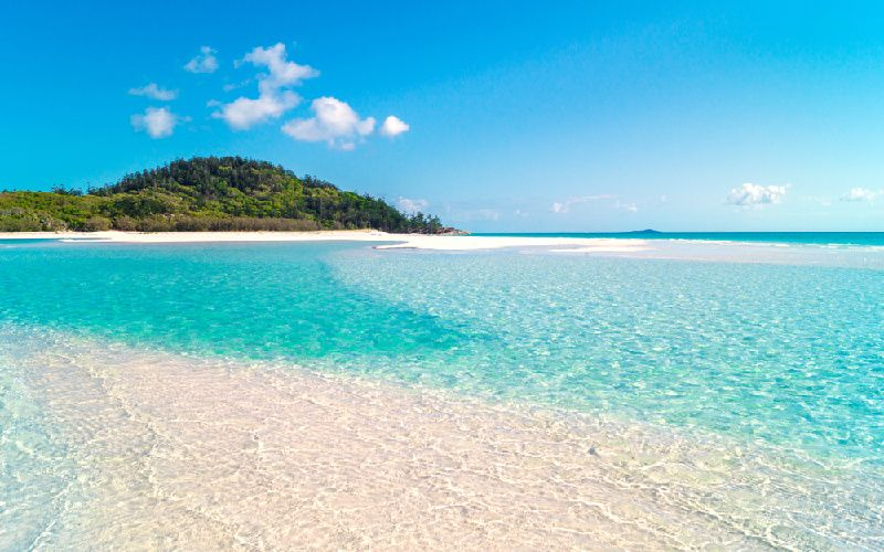 Ultimate Whitehaven Beach Hike, Hill Inlet, Lookout From Hamilton Island