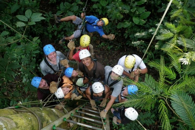 1-Day From San Jose - Sarapiqui Canopy Zipline and Rainforest Adventure