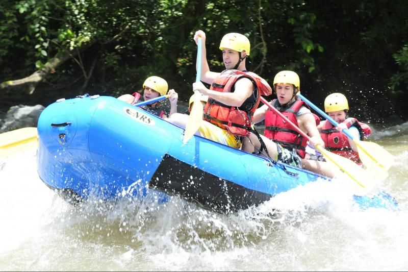1-Day From San Jose - Whitewater Rafting Adventure Pacuare River