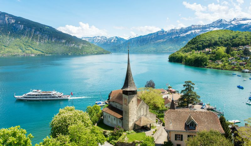 7-Day Swiss Rail Tour from Milan w/ Jungfraujoch and Mount Titlis