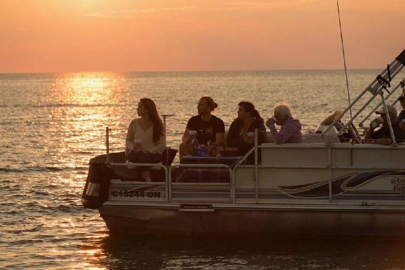 1-Day Public Sunset Cruise (Oliphant)