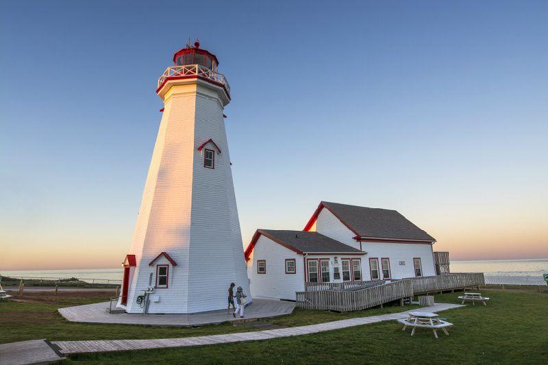 7-Day Discovery tour to Maritime Provinces: New Brunswick, Nova Scotia, Prince Edward Island