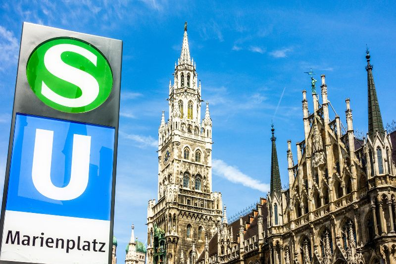 9-Day Central Europe Rail Package: Austria   Switzerland   Germany