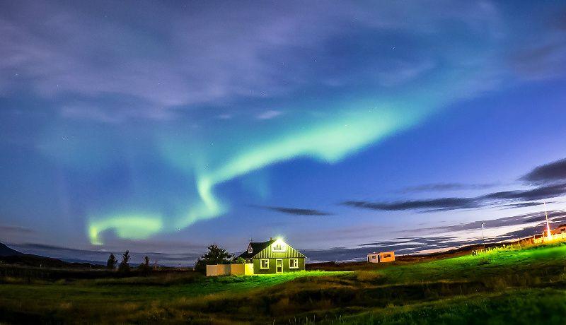 5-Day Iceland Northern Lights Holiday at Lake Myvatn