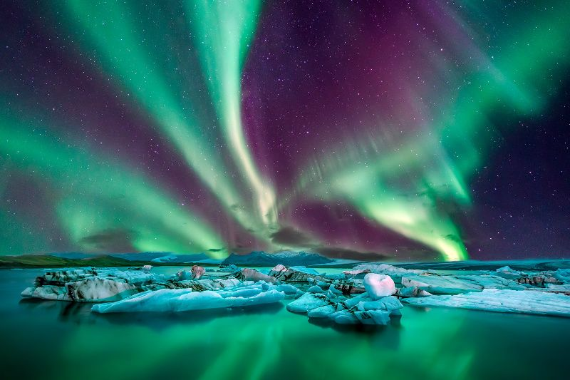5-Day Northern Lights Iceland Budget Tour: Golden Circle | Blue Lagoon | South Shore