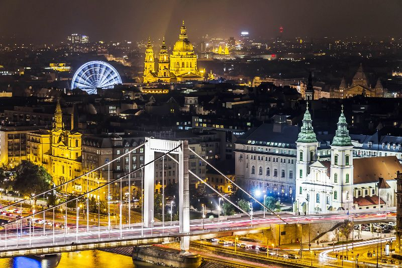 9-Day Italy, Austria, and Hungary Tour: Rome to Budapest