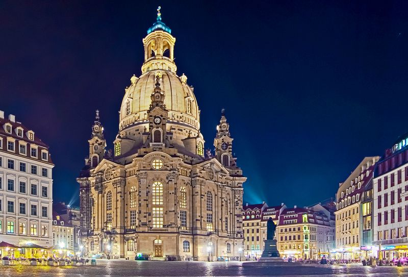 8-Day Discover Germany Rail Package: Frankfurt | Dresden | Berlin | Hamburg