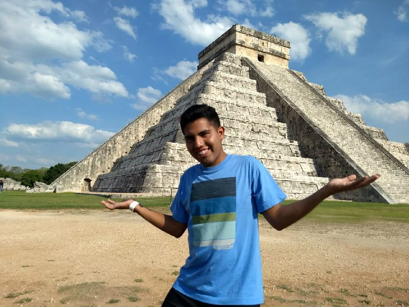 Day Tour Chichen Itza, Ikkil Cenote and Valladolid