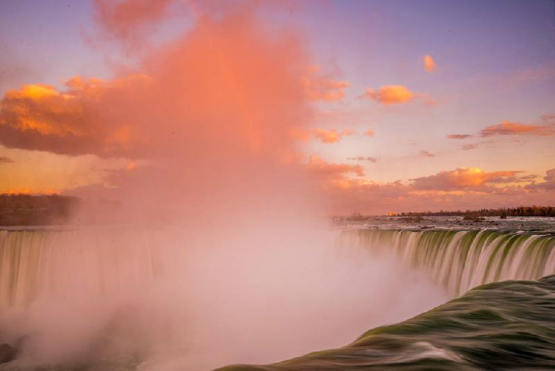 2-Day Niagara Falls & Cave Of The Wind Tour from New York
