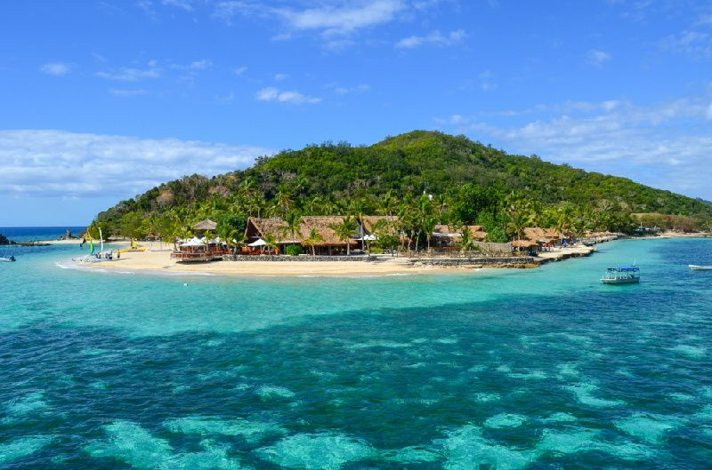 1-Day Fiji Beachcomber Island Resort Day Cruise