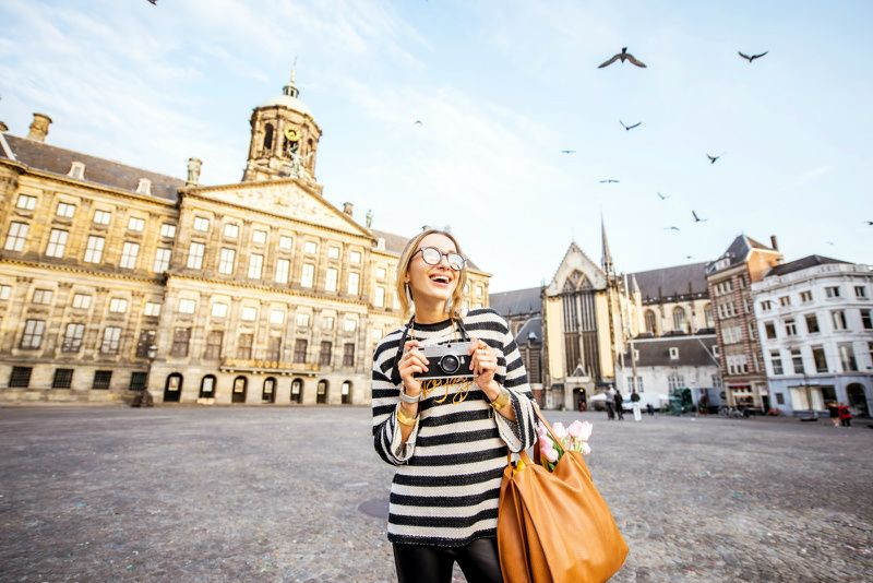 Amsterdam Full Day Tour from Brussels