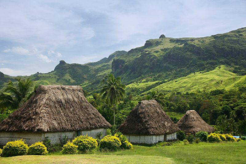 1-Day Fiji Navala Village Tour