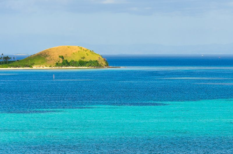 1-Day Fiji Seaspray Day Sailing Adventure