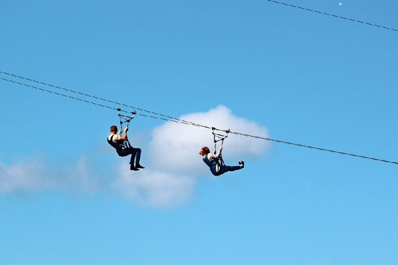 1-Day Fiji Zip Line - Wainadoi - PM Tour